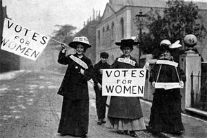 suffragetts